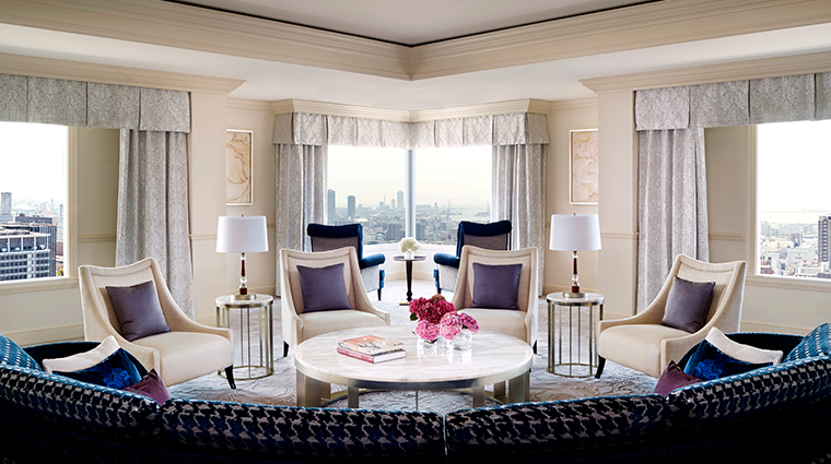 the ritz carlton osaka suite living room