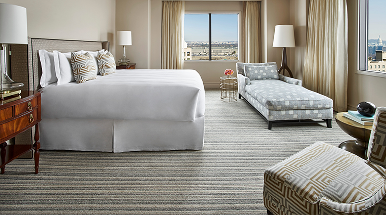 the ritz carlton pentagon city RC suite