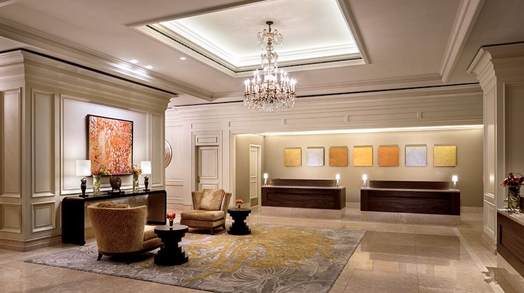 the ritz carlton pentagon city lobby