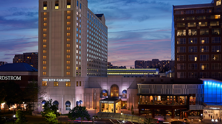 the ritz carlton pentagon city