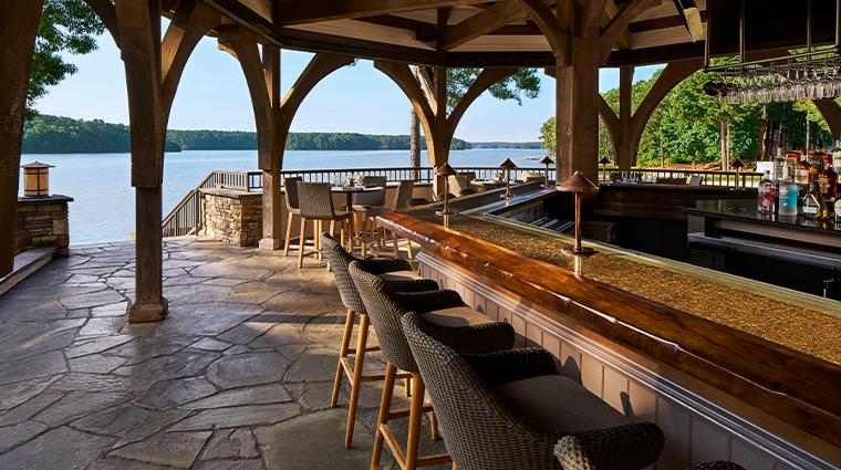 the ritz carlton reynolds lake oconee Gabys Bar