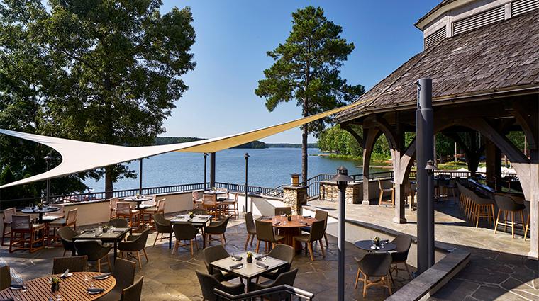 the ritz carlton reynolds lake oconee Gabys Outdoor Dining