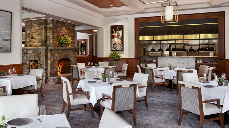 the ritz carlton reynolds lake oconee linger longer dining room