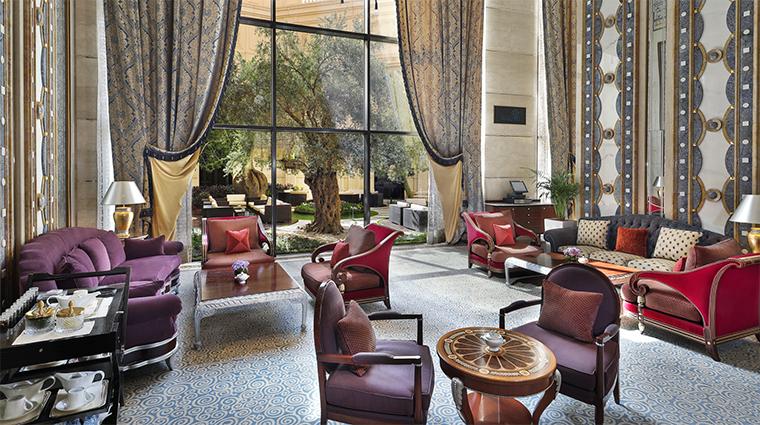 the ritz carlton riyadh Chorisia lounge