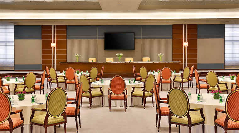 the ritz carlton riyadh meeting room