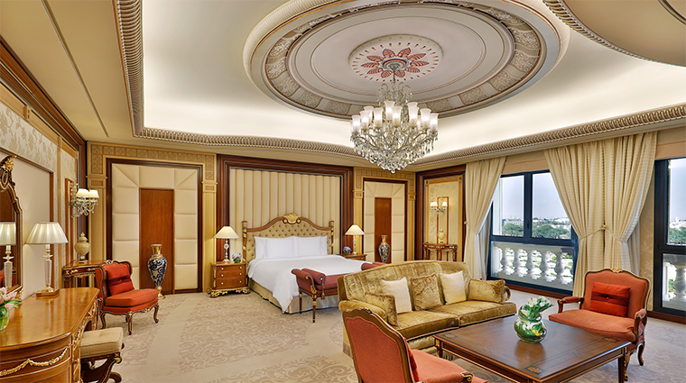 the ritz carlton riyadh royal suite master