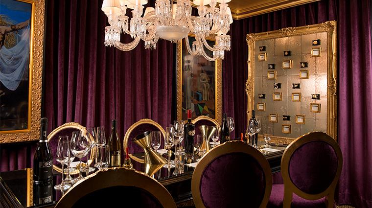 the ritz carlton san francisco JCB lounge