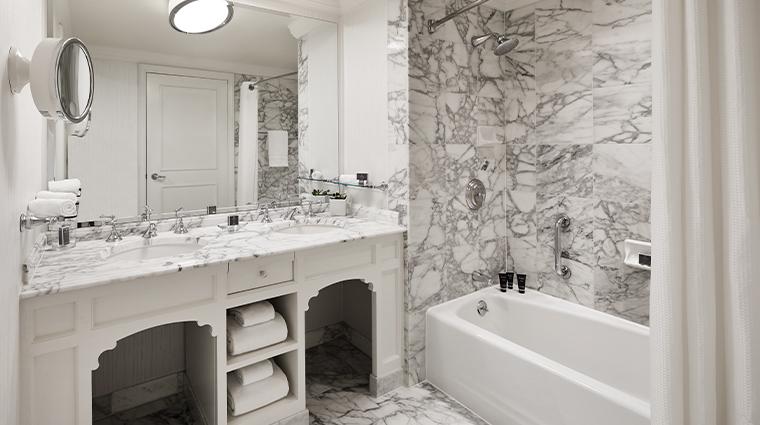 the ritz carlton san francisco king bath