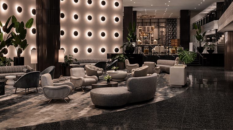 the ritz carlton south beach lobby