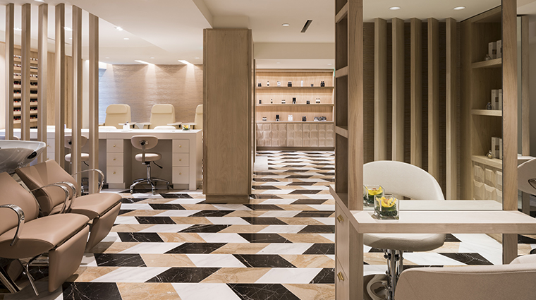 the ritz carlton south beach spa salon