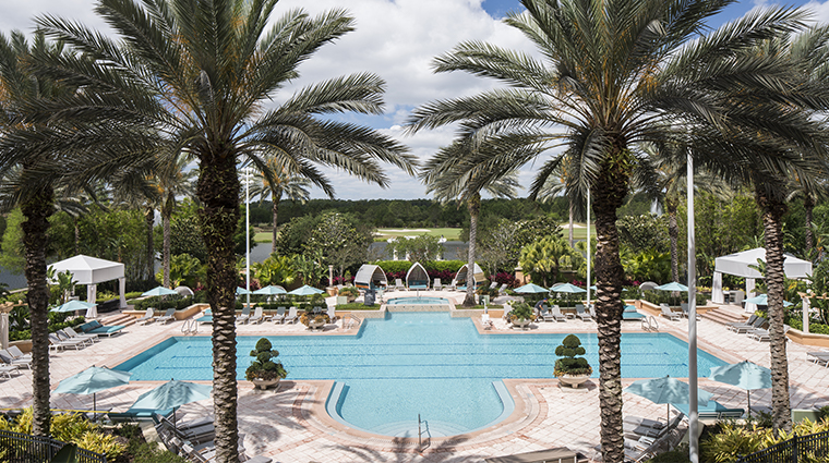 the ritz carlton spa orlando grande lakes pool