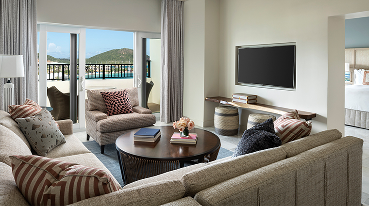 the ritz carlton st thomas living room