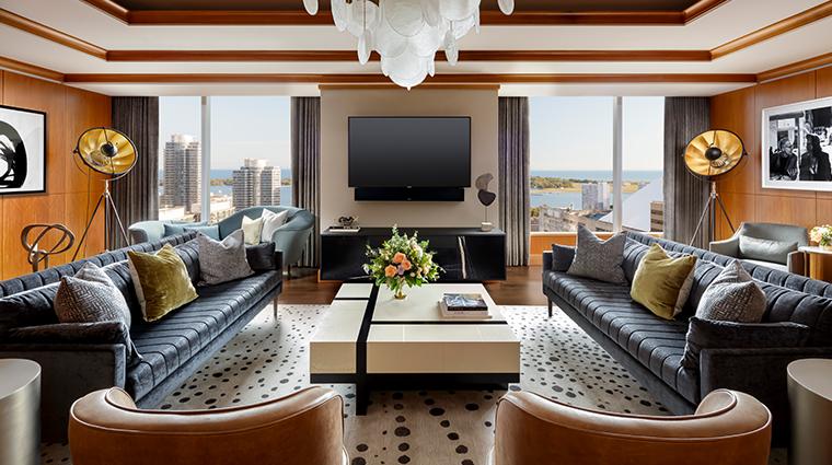 the ritz carlton toronto rc suite living room
