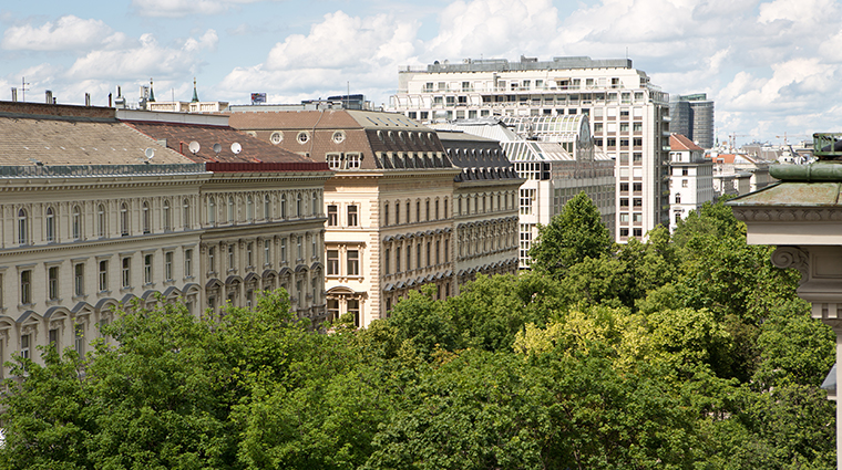 the ritz carlton vienna city view