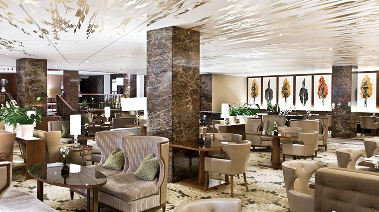 the ritz carlton vienna lobby lounge