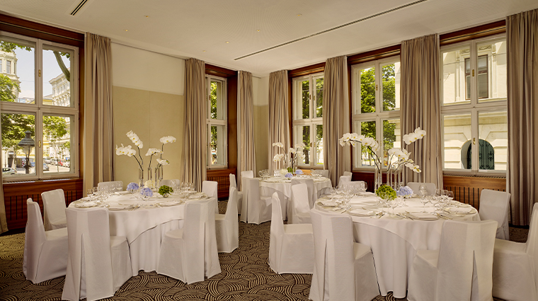the ritz carlton vienna meetings and events