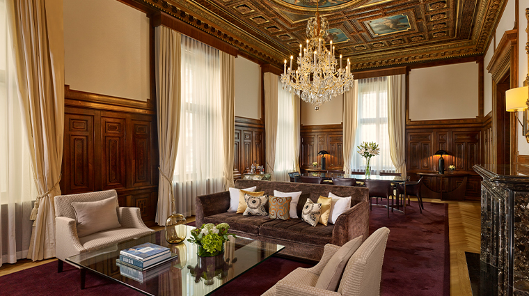 the ritz carlton vienna presidential suite