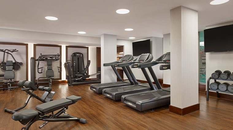 the ritz carlton vienna spa fitness center