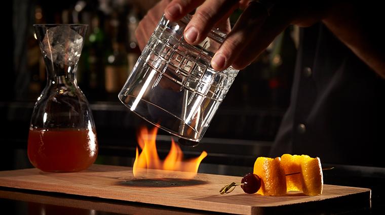 the ritz carlton washington dc quadrant cocktail