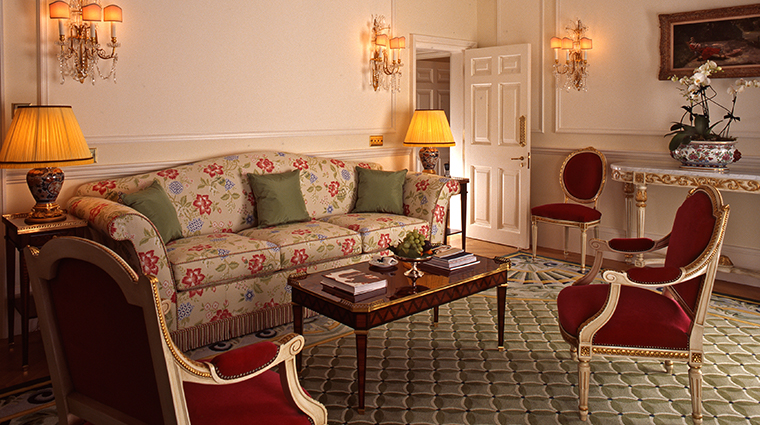 the ritz london arlington suite lounge