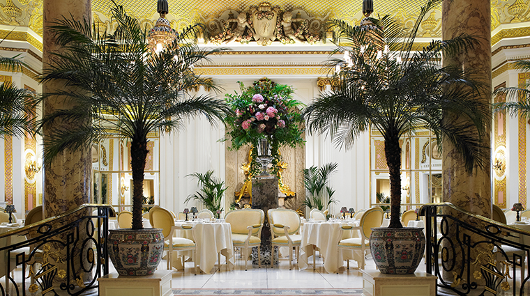 the ritz london palm court