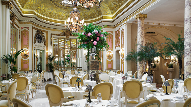 the ritz london palm court2