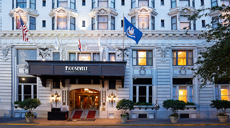 the roosevelt new orleans a waldorf astoria hotel exterior
