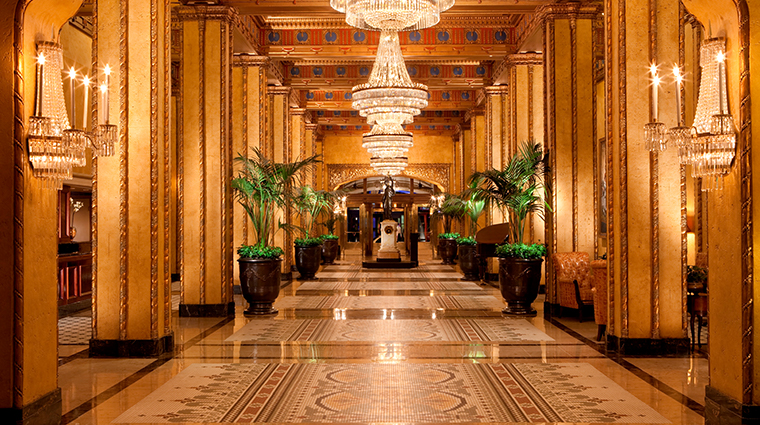 the roosevelt new orleans a waldorf astoria hotel lobby