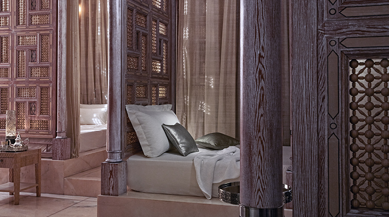 the royal mansour marrakech spa individual