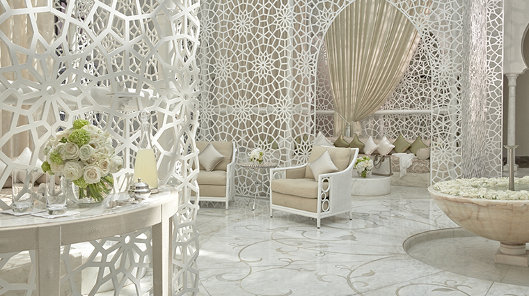 the royal mansour marrakech spa