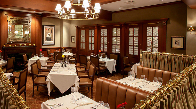 PropertyImage TheRugbyGrille 7 Restaurant Style Interior 3 CreditTheTownsendHotel