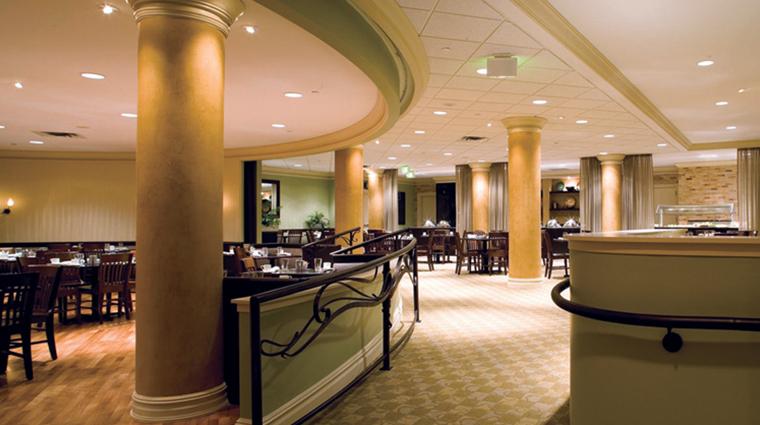 the saint paul hotel cafe