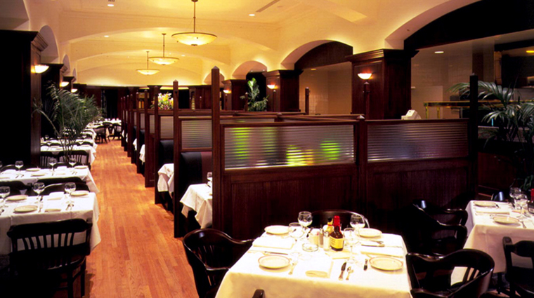 the saint paul hotel grille dining room