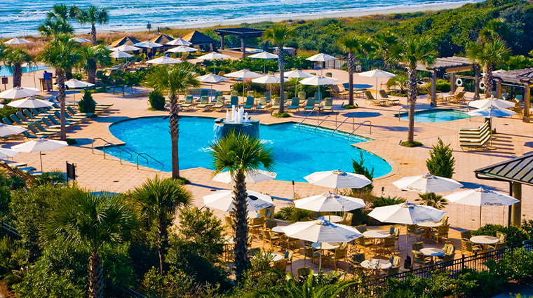 the sanctuary at kiawah island golf resort pool