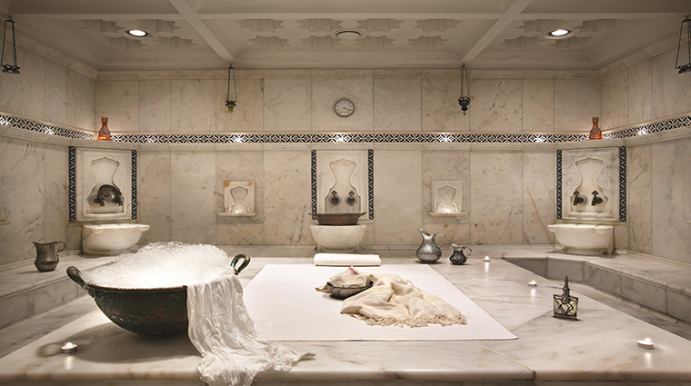 the sanitas spa wellness turkish hammam