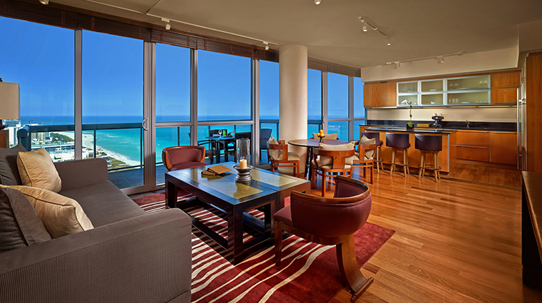the setai miami beach entertainment suite