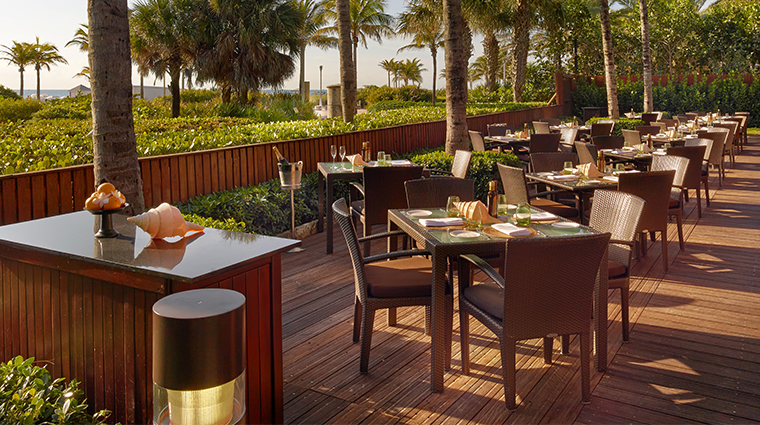 the setai miami beach pool and beach bar