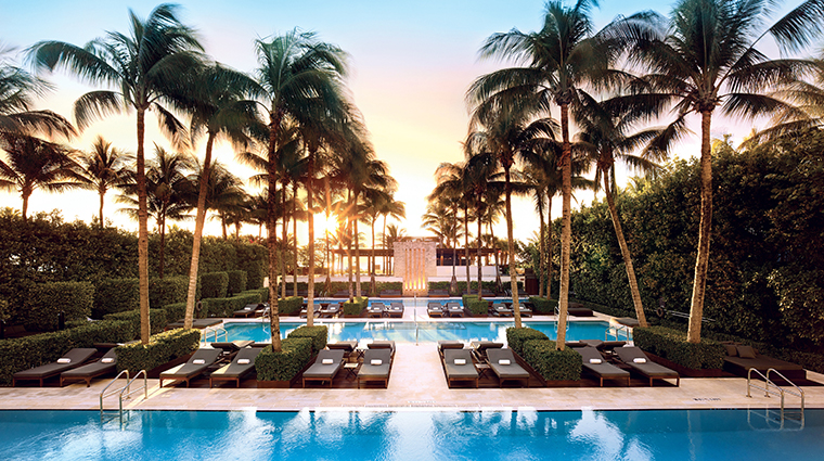 the setai miami beach pool