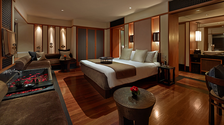 the setai miami beach studio suite spa