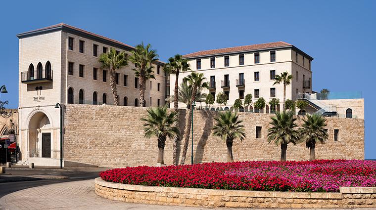 the setai tel aviv hotel front
