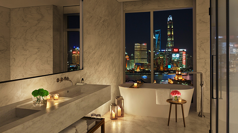 the shanghai edition bathroom