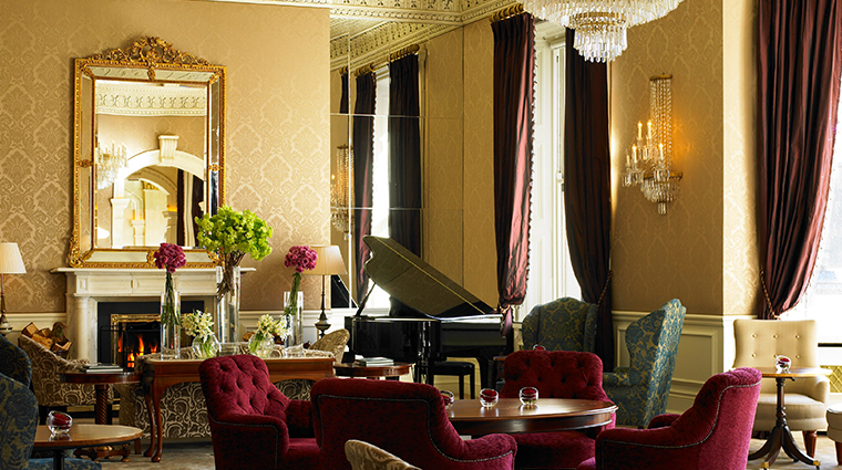 the shelbourne dublin a renaissance hotel the Lord Mayors lounge