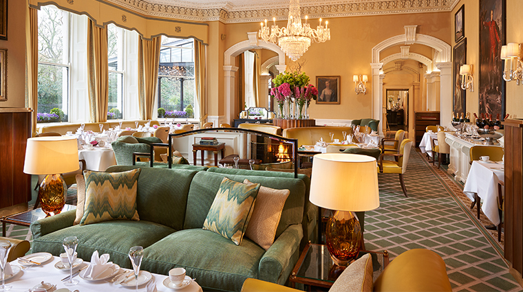 the shelbourne dublin a renaissance hotel lord mayors lounge new