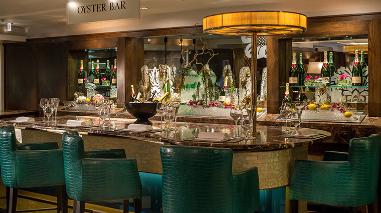 the shelbourne dublin a renaissance hotel oyster bar