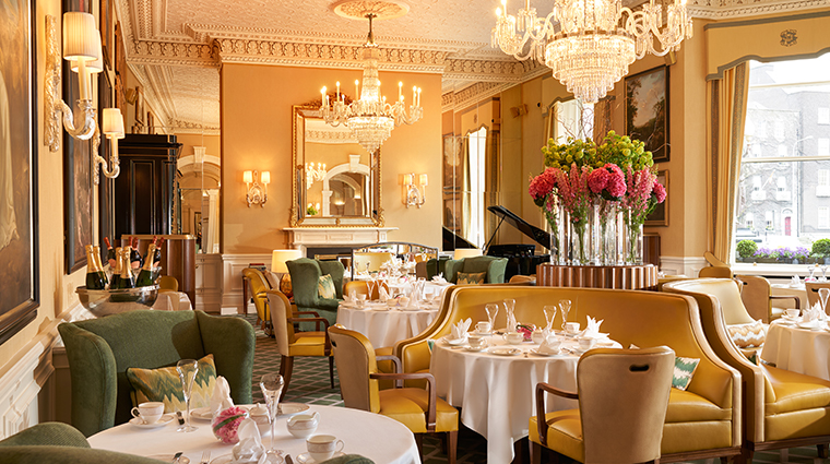 the shelbourne dublin autograph collection new lord mayors lounge