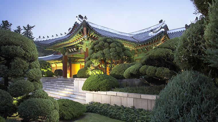 the shilla seoul Yeong Bin Gwan