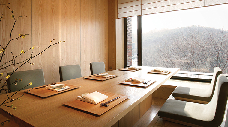 the shilla seoul ariake room