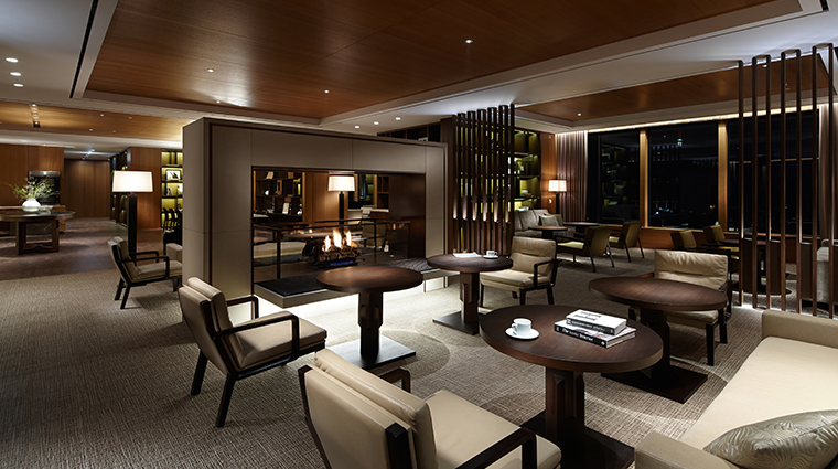 the shilla seoul executive lounge