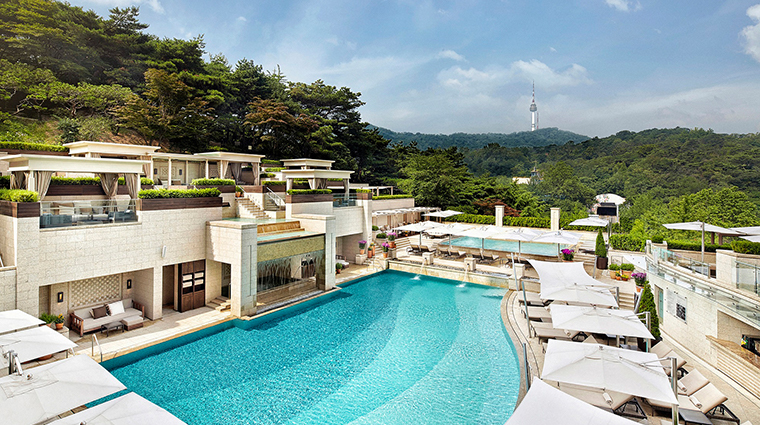 Have Five-Star Stay In Seoul