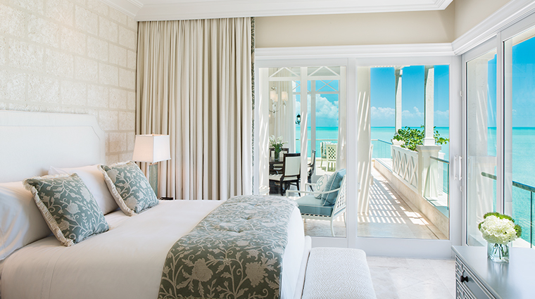 the shore club turks and caicos guestroom